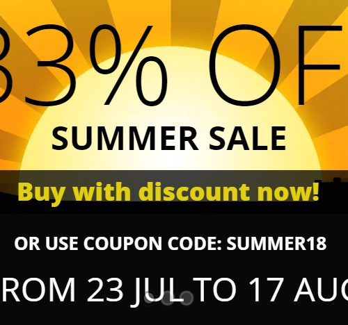 WinNc summer sale